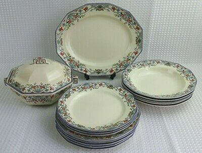 Royal Doulton Draycot - Vintage 1930s - Hand Painted Floral - Sold Individually • 28£