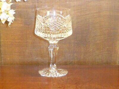 EXCELLENT TYRONE Crystal  SLIEVE DONARD  WINE GLASSES - 5.25   • 16.95£