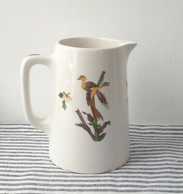 Vintage Jug Our Aline Grindley Canadian Pacific Steamships Flowers Mother's Day  • 17.99£