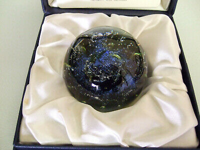 Caithness Paperweight  Water  L/E 567/1000 • 50£