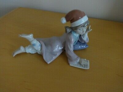 Lladro 6194 Christmas Wishes Good Condition • 76£