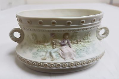 Lladro Miniature Collections Twin Handled Centre Piece Bowl #5268 • 19.99£
