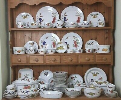 Royal Worcester Evesham Gold - Dinner Tea & Cookware Items - Sold Individually • 21£