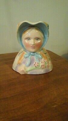 Vintage Avon Ware Charles Dicken's Little Nell Small Toby Jug • 6.50£