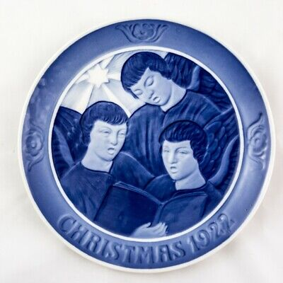 Royal Copenhagen Christmas Plate 1922 In Perfect Condition. Rare Vintage • 20£