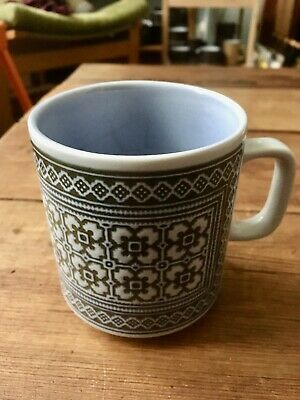Hornsea Pottery Tapestry Ceramic Mug Vintage 1970s Kitchenware • 5.50£