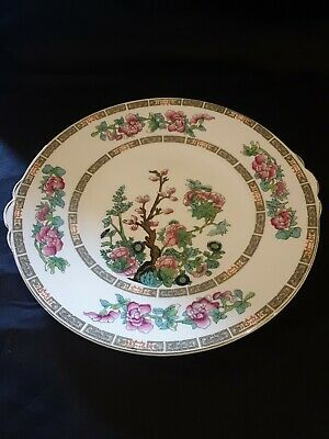 John Maddock & Sons China Plate 23cm Indian Tree  • 2£