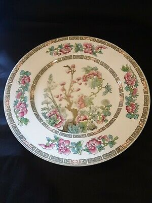 John Maddock & Sons China Plate 22½cm Indian Tree  • 2£