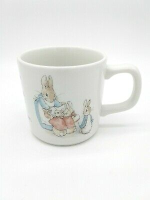 Vintage Wedgewood Petter Rabbit Child's Cup Made In England 1993  • 6.10£