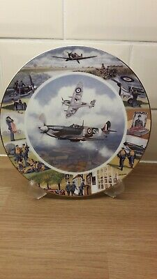 Royal Doulton Local Heroes  Bone China Plate  All In A Days Work  • 5.99£