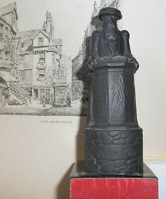 Wade Beneagles Whisky Decanter Figure Of John Knox For Caledonian Airways 1974 • 5£