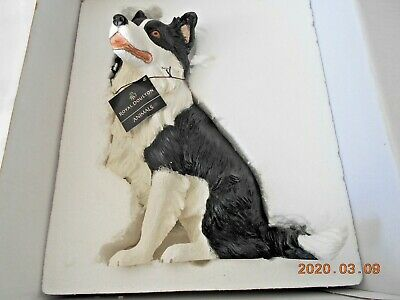 Royal Doulton Best Of Breed Border Collie 2004 • 38£