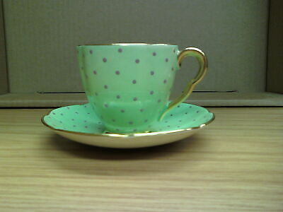 Carlton Cup And Saucer • 7£