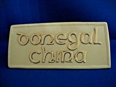 Donegal China Shop Retail Display Cabinet Collection Advertising Dealer Sign • 9.95£