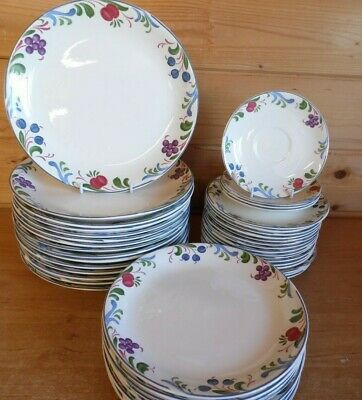 Poole Cranborne Tableware - Sold Individually With Multibuy Discounts (Rimless) • 6.95£