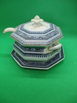 Ormonde Tureen Dish With Plate And Ladel Losal Ware • 14.99£