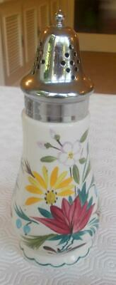 Vintage Midwinter Pottery Sugar Shaker Hand Decorated Bella Vista Eve Midwinter • 7.99£