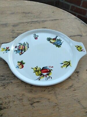 Vintage Lord Nelson Pottery RIO Serving Plate RARE • 16£