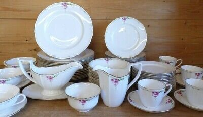 Spode Rosetti Y8491 Gold Trim - Plates/Bowls/Cups/Saucers - Please Choose • 14.95£