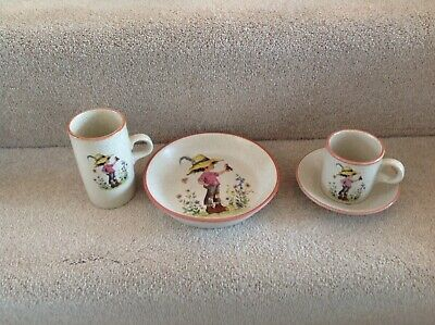 1970's Purbeck Pottery Children's Set • 22£