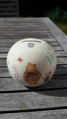 Royal Doulton, Winnie The Pooh,Disney,Ceramic Money Box. In Excellent Condition • 2.49£