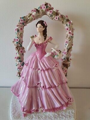 Royal Worcester Rose Arbour Figurine Limited Edition • 249.99£