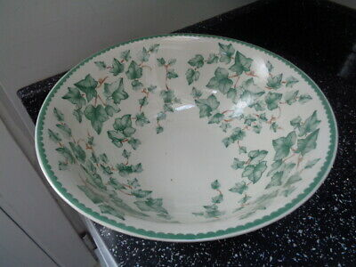 Bhs Country Vine Large Deep Serving Bowl • 35£