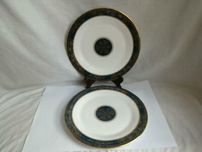 A Pair Of Royal Doulton Carlyle Dinner Plates  - 10 1/2 Inch • 17.95£