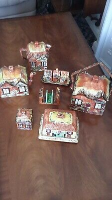 7 Piece Price Brothers Cottage Ware Set • 40£