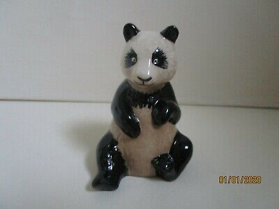 Wade Early Panda 3.5 Inches Tall • 6£