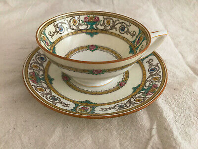 Vintage Minton Grasmere Cup And Saucer, 1926 • 5£