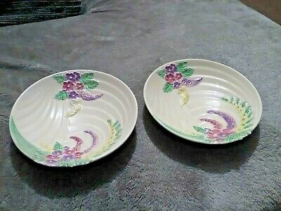 2 X English Wade Harvest Ware Dishes.  • 20£