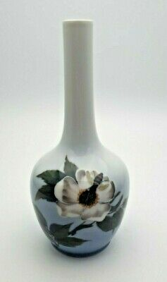 First Quality Royal Copenhagen Vase With Floral Design 1659 - Perfect • 19.99£