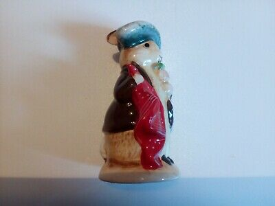 Peter Rabbit, Ceramic, With Hat And Coat, Ornament • 4.50£