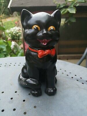 Louis Wain The Laughing Cat Wilkinson Art Deco Pottery Clarice Cliff • 250£