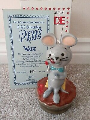 Wade Pixie (Pixie & Dixie) Boxed & Certificated • 10£