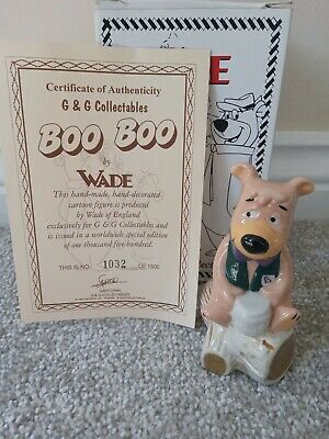 Wade Boo Boo Boxed & Certificated • 10£