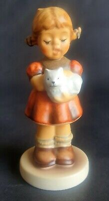 Vintage Hummel Goebel Figurine, 'A Girl's Best Friend' With Box, Number 2101/A  • 15.99£