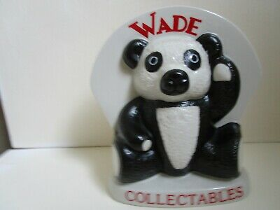 Wade Collectables Panda Figure Extravaganza 1998 • 14£