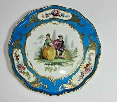 Antique Sevres Porcelain Comport.  C1793 -1804. Made During French Revolution. • 349£