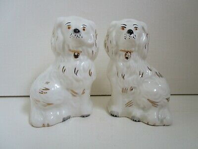 Beswick Pair Of Small Staffordshire Dogs • 16£