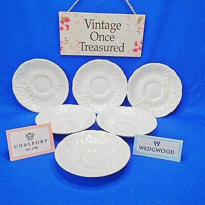 Coalport Wedgwood Countryware Replacement Tea Saucers (5.5 , 14cm) EXC * 5 AVAIL • 6.50£