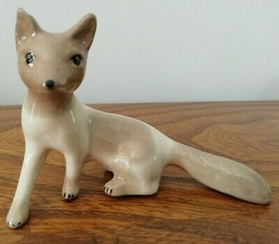 Beswick Fox Small Chip On Ear Otherwise Excellent • 5£