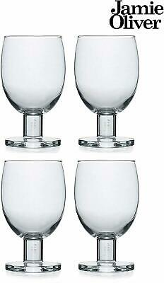 Jamie Oliver Wine Glasses 45 Cl - Set Of 4 High Quality Wine Glasses • 21.99£