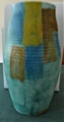 Large Beswick 128 Vase In Abstract Design Stunning • 35£