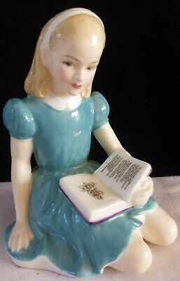 Beautiful Royal Doulton  Alice  In Wonderland Figurine, Hn2158 Perfect • 45£