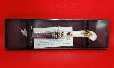 Royal Albert - Old Country Roses - Cheese Knife • 14.49£