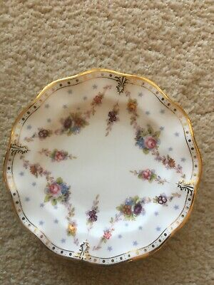 Royal Crown Derby Royal Antoinette First Quality Plate. • 19.99£