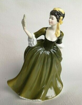 Beautiful Vintage 1970's Retired Royal Doulton Figurine Entitled Simone • 12£