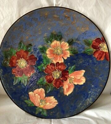 Royal Doulton Wild Rose Large Charger D6227 • 100£